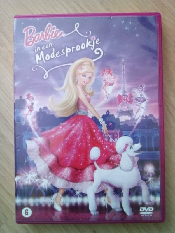 DVD Barbie - In een Modesprookje (6+)