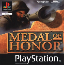 Playstation Medal of Honor