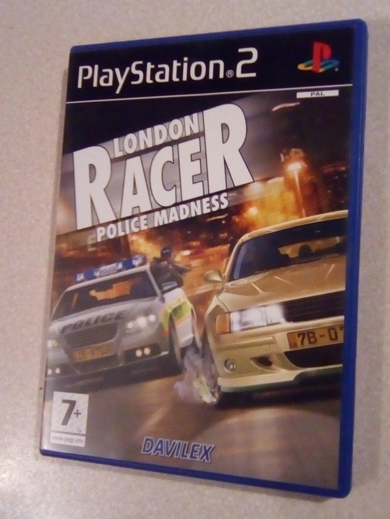 PS2 - Police Madness 7+