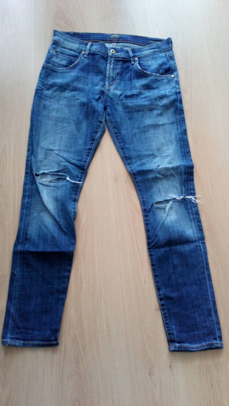 Spijkerbroek / Jeans COH Citizens of Humanity maat 27