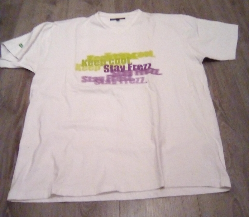 T-shirt Best in Town Campina, maat L