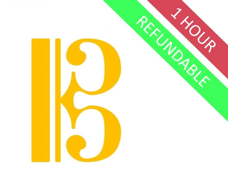 1-HOUR ONLINE SESSION - the first is fully REFUNDABLE
