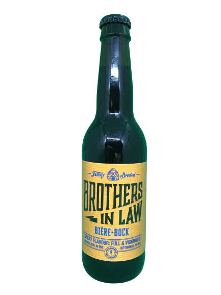 Bière Bock - Brothers in Law Brewing