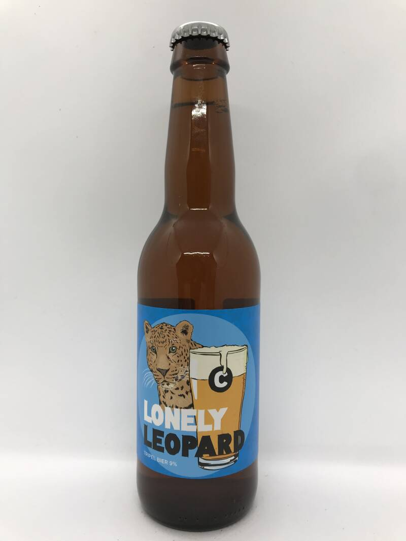 Lonely Leopard