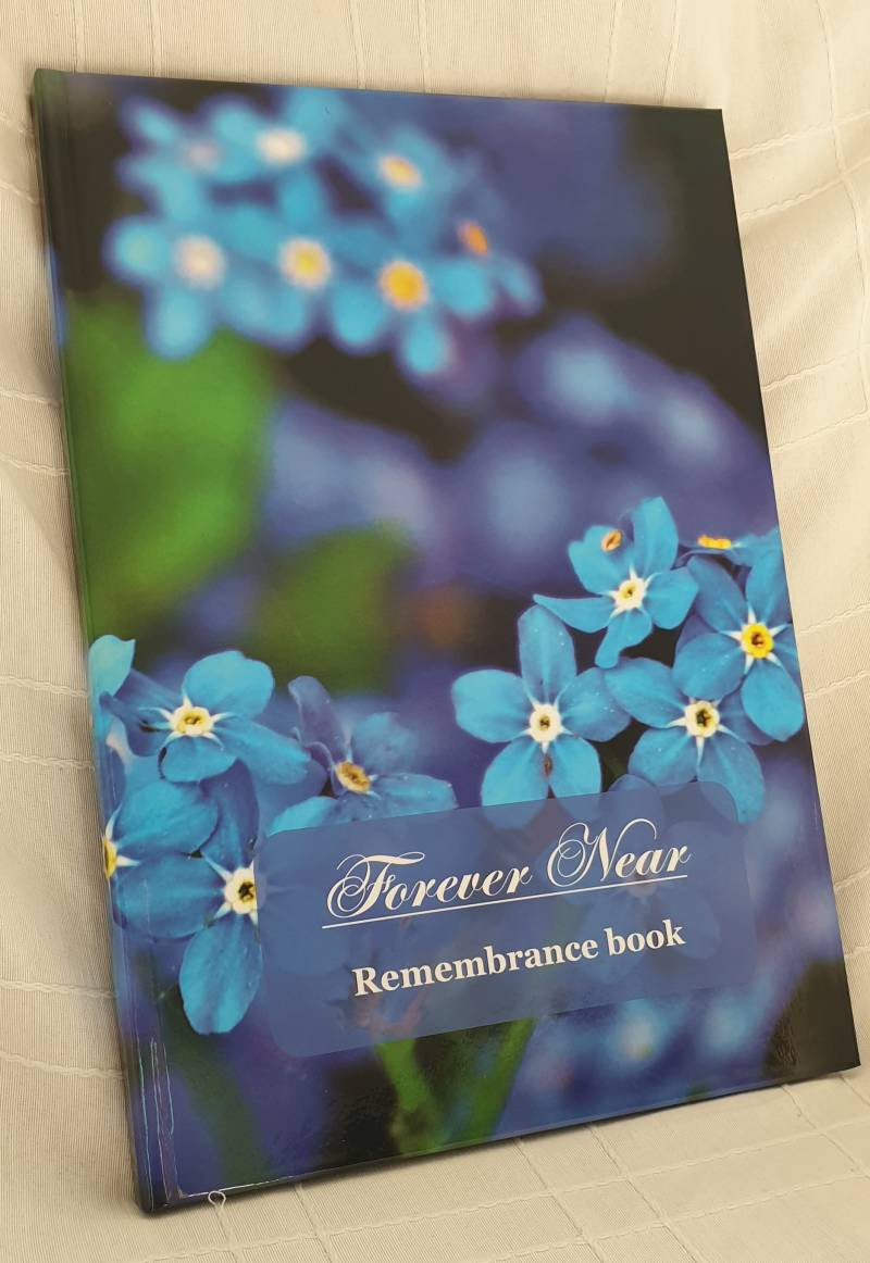 Forever Near - Remembrance Book