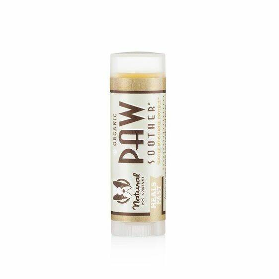 Natural Dog Company Paw Soother Travel Stick
