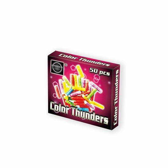Color thunders (50st)