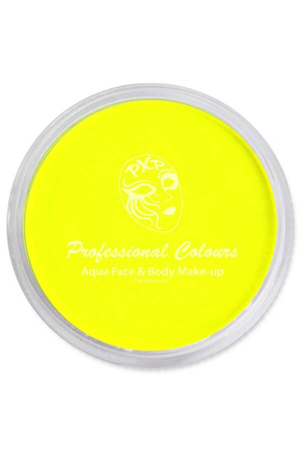 PXP Professional Colours Special FX 10 gram Neon Yellow