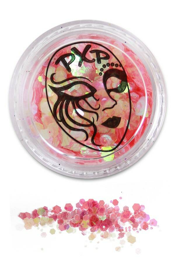 PXP Professional Colours Glitter Baby Pink 5gr