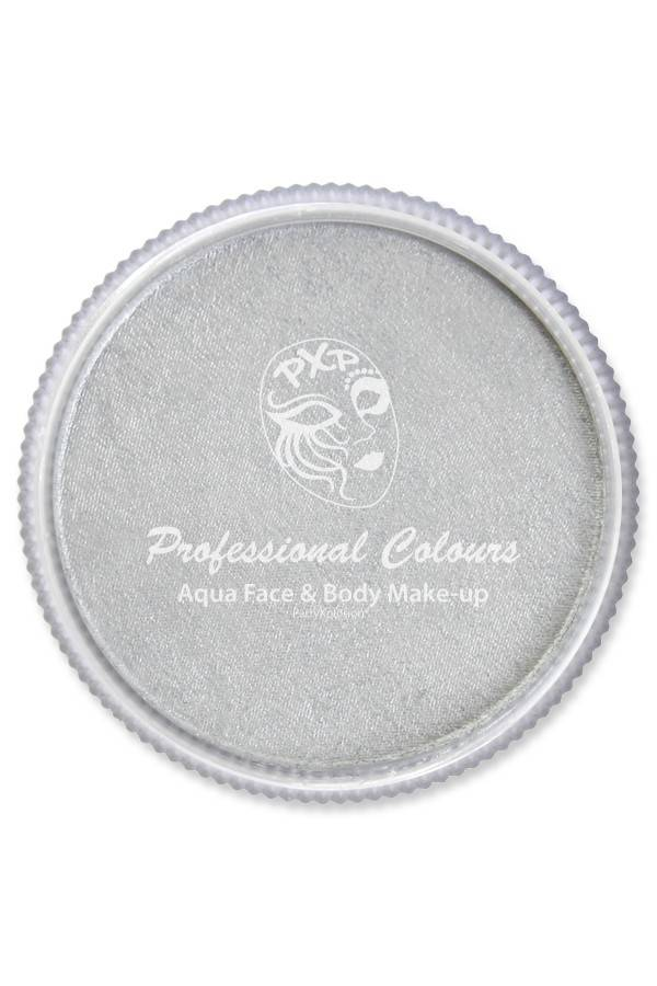 PXP Professional Colours 30 gram Pearl Silver