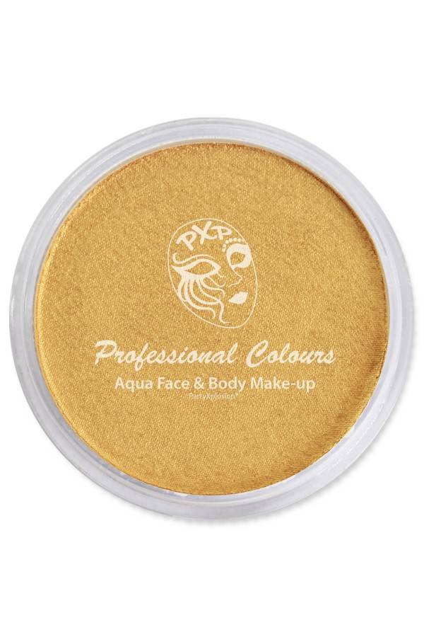 PXP Professional Colours 10 gram Pearl Gold