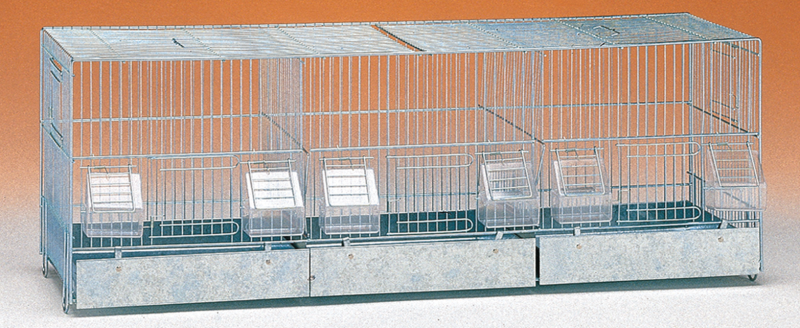 Bottomcover Domus Molinari cage 90x29 250pcs (3-part)