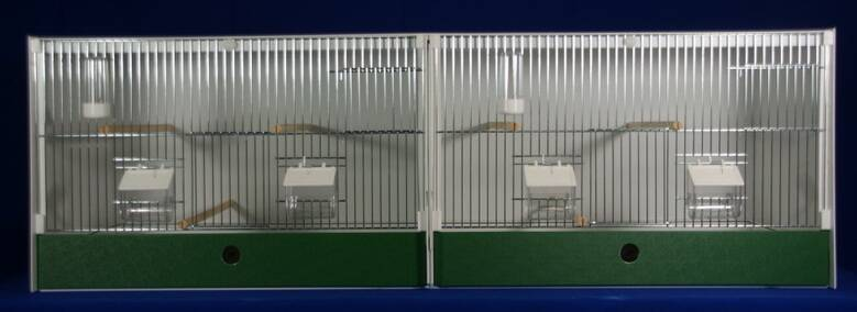 Bottomcover Heesakkers cage 60x40 250pcs