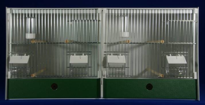 Bottomcover Heesakkers cage 40x40 250pcs