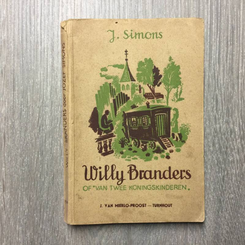 Willy Branders - Jozef Simons