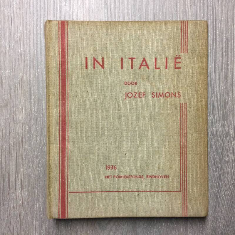 In Italië - Jozef Simons