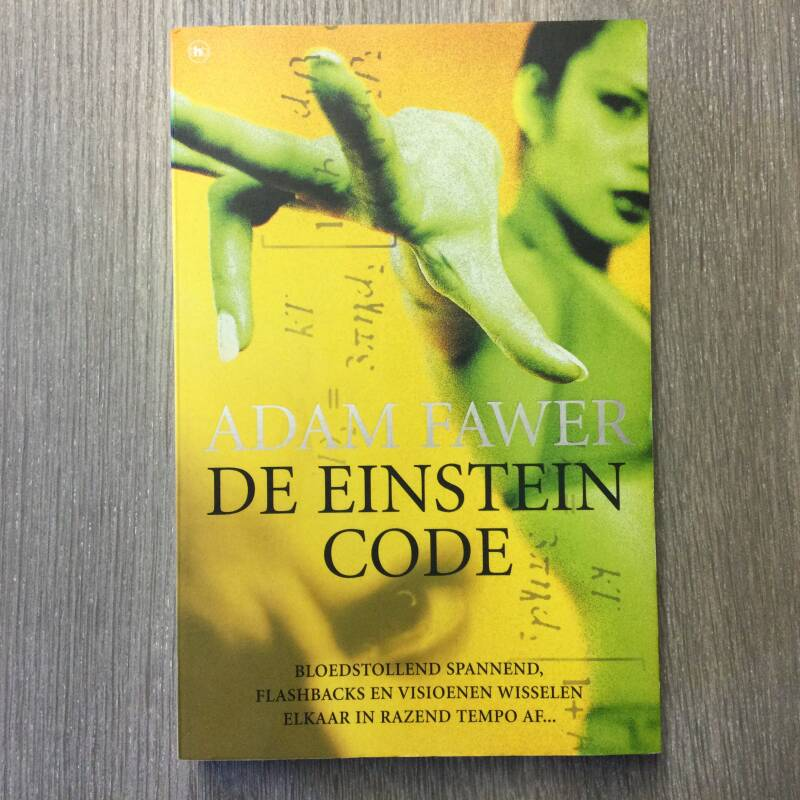 De Einstein Code - Adam Fawer - 2005