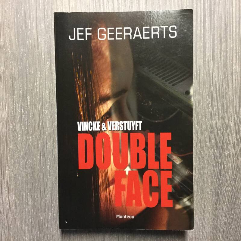 Double Face - Jef Geeraerts