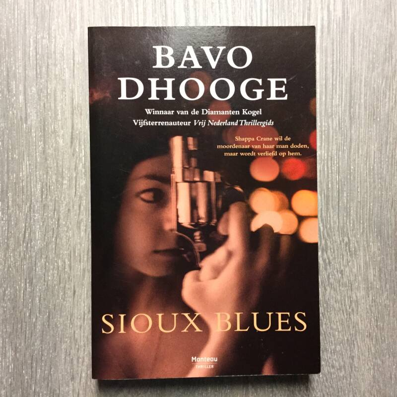 Sioux Blues - Bavo Dhooge