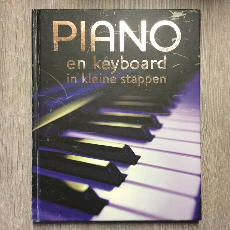 Piano en keybord in kleine stappen - Nick Freeth
