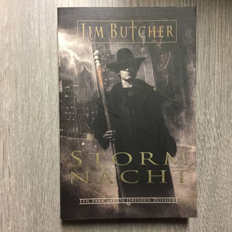 Stormnacht - Jim Butcher
