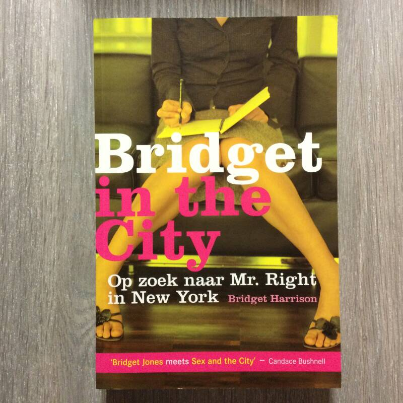 Bridget in the city - Bridget Harrison