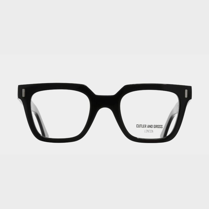 Cutler and Gross 1305 Black on Blue