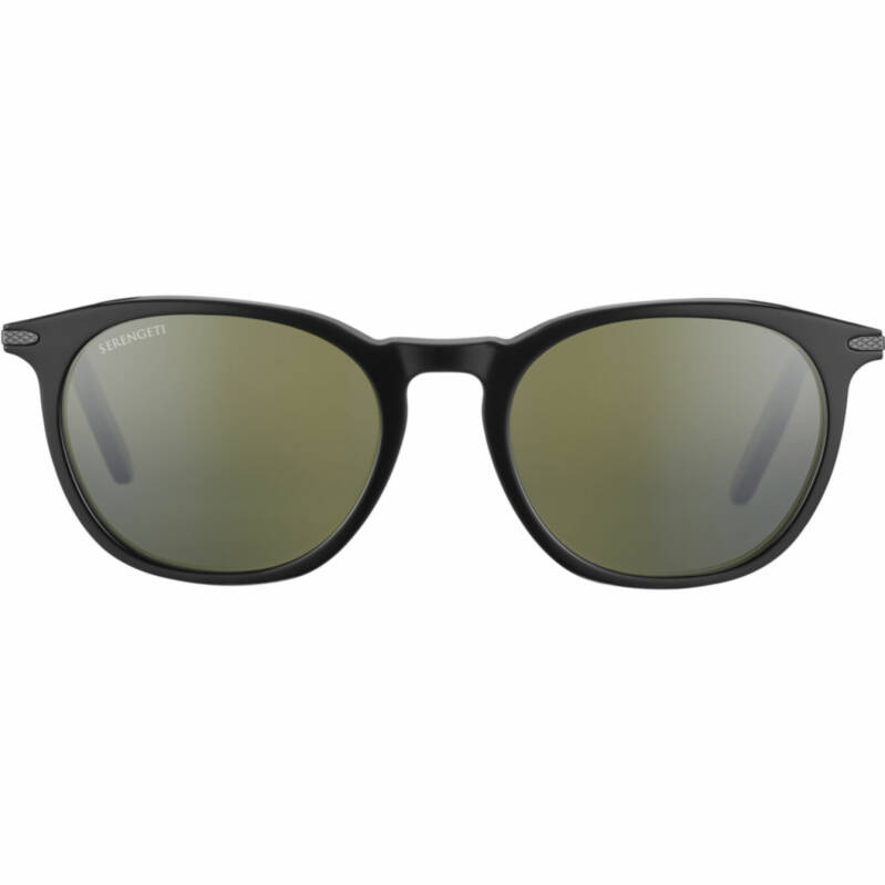 Serengeti Arlie Shiny Black Polarized 8935