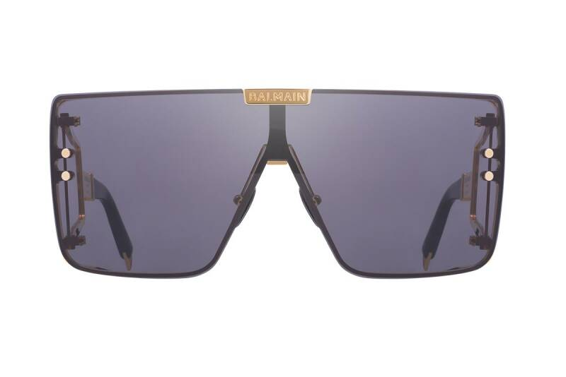Balmain Wonderboy BPS-102A-146 Limited Edition Sunglasses