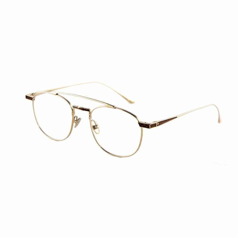 Leisure Society Calder LS103 Gold Tortoise