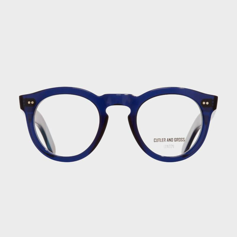 Cutler and Gross 0734 V3 CNB Classic Blue Navy
