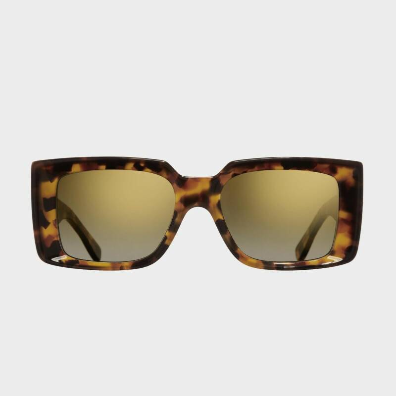 Cutler and Gross Sunglasses 1369 Sticky Toffee
