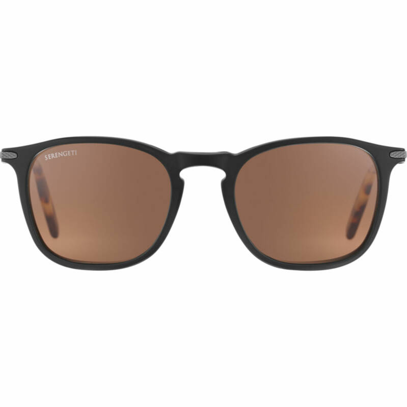 Serengeti Delio Matte Black/Mossy Oak Polarized 8854