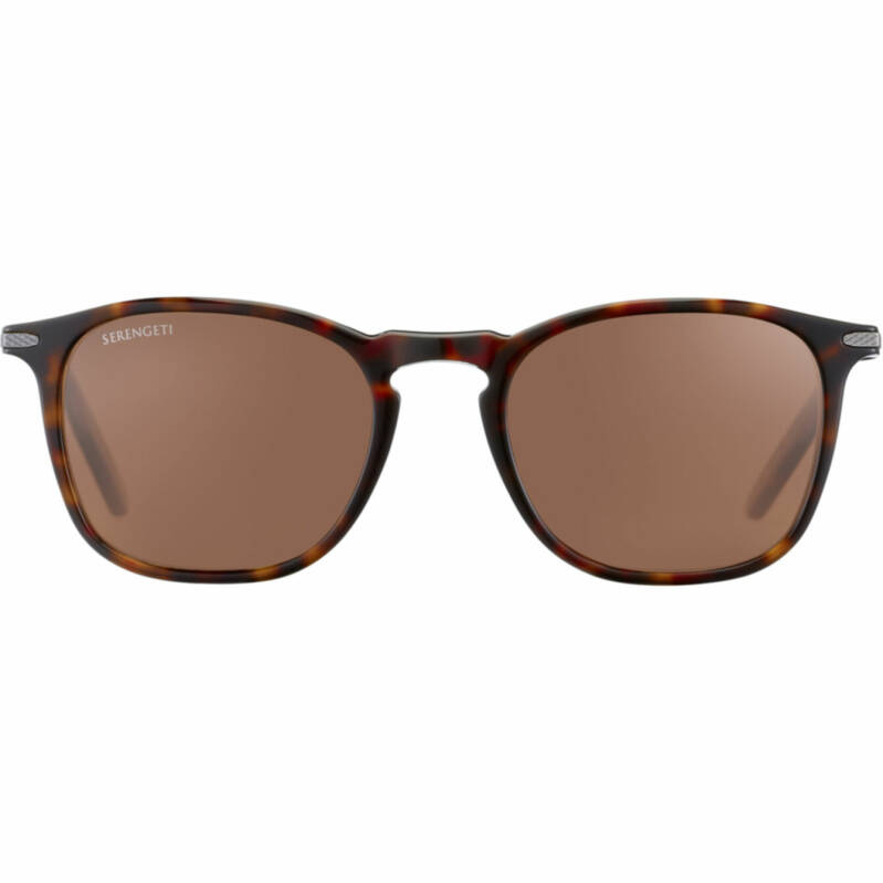 Serengeti Delio Shiny Dark Havana Polarized 8949