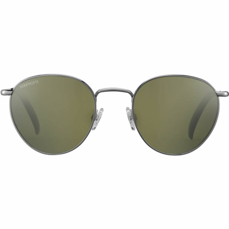 Serengeti Hamel Shiny Silver Polarized 8927