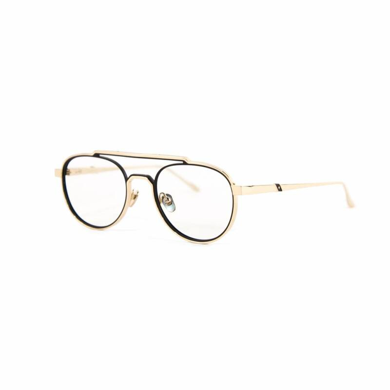 Leisure Society Clairaut LS90 Gold Black
