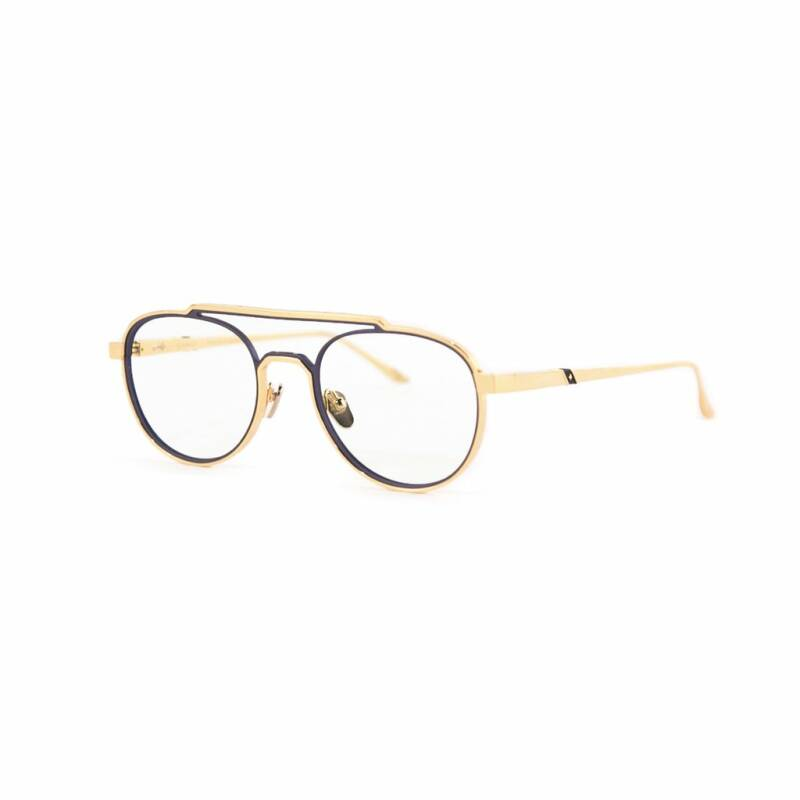 Leisure Society Clairaut LS90 Gold Navy 24K