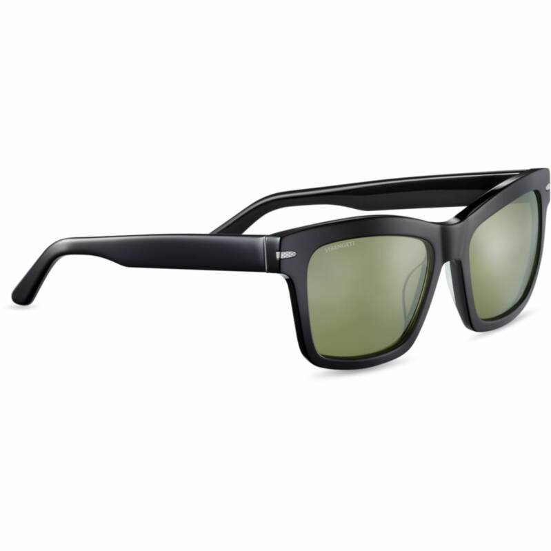 Serengeti Winona Shiny Black Polarized SS528001