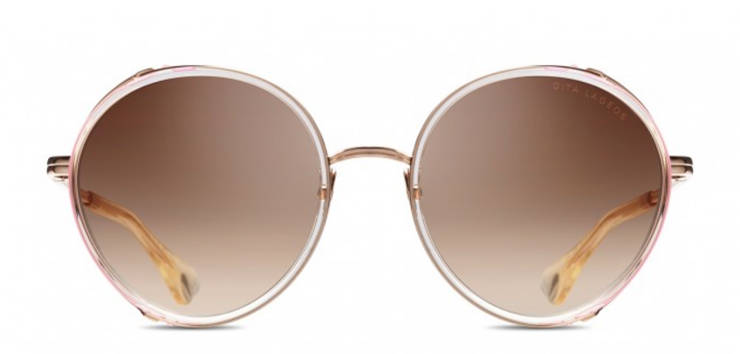 DITA LAGEOS CLEAR ROSE GOLD