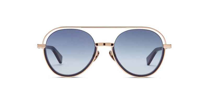 Oliver Goldsmith 2010 - Rose Gold