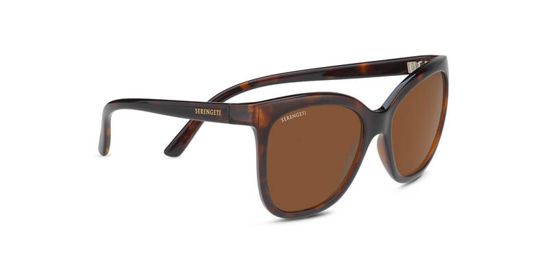 Serengeti Agata Shiny Tortoise Polarized 8776