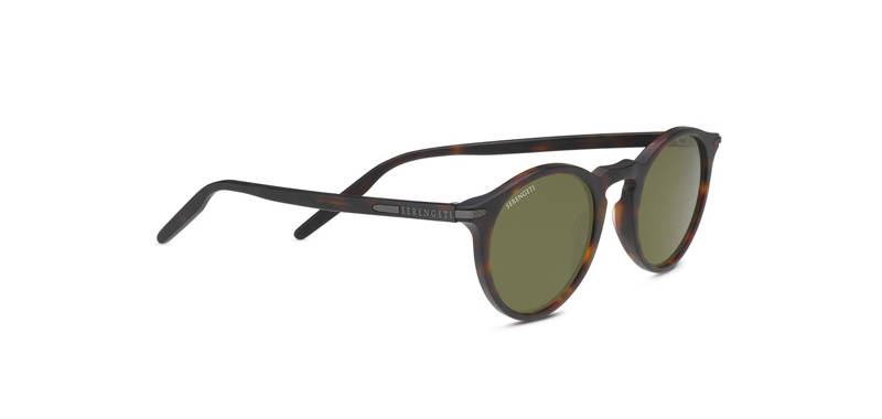 Serengeti Raffaele Matt Dark Havana Polarized 8836