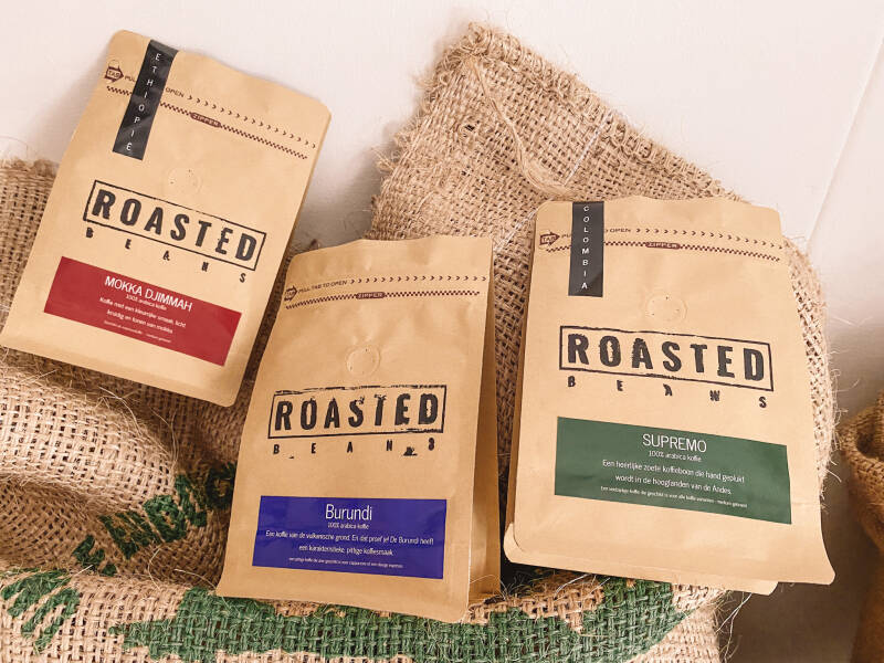 ROASTED BEANS COLLECTION