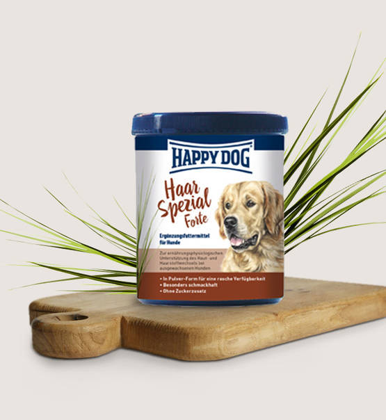 Happy Dog - HaarSpezial Forte