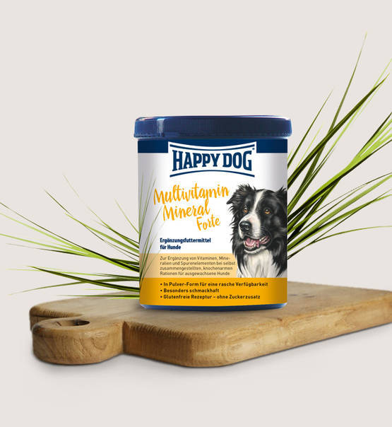 Happy Dog - Multivitamin Mineral Forte