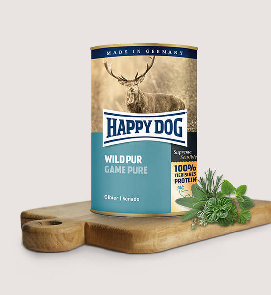 Happy Dog - Wild pur