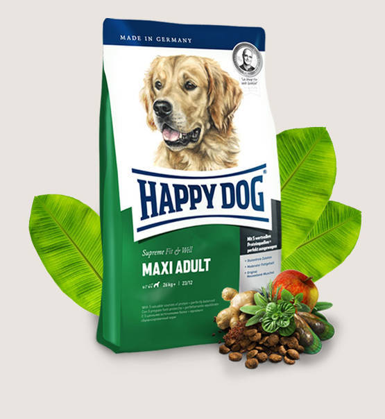 Happy Dog Supreme Fit&Well - Maxi Adult