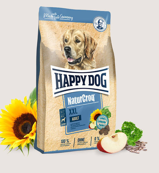 Happy Dog Premium - NaturCroq XXL