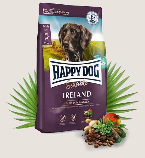 Happy Dog Supreme Sensible - Ireland
