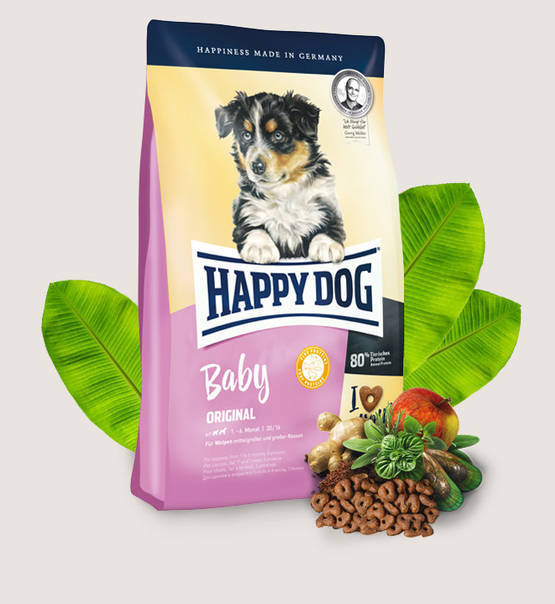 Happy Dog Supreme Young - Baby Original